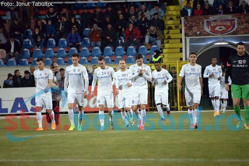 FC Botosani a renuntat la trei jucatori! Sfaiter anunta ca va aduce altii in loc!