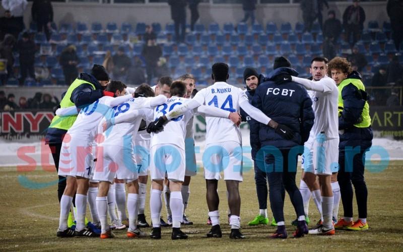 FC Botoșani a renunțat la un jucător, chiar înaintea meciului cu Dinamo!