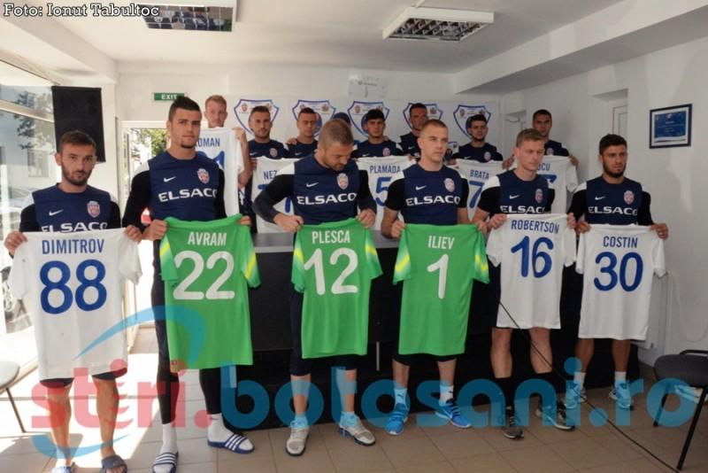 FC Botosani a renuntat la un jucator transferat in aceasta vara!