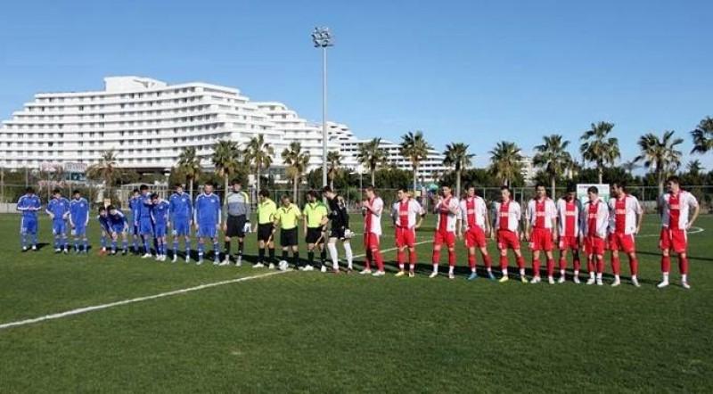 FC Botosani a suferit prima infrangere in Antalya