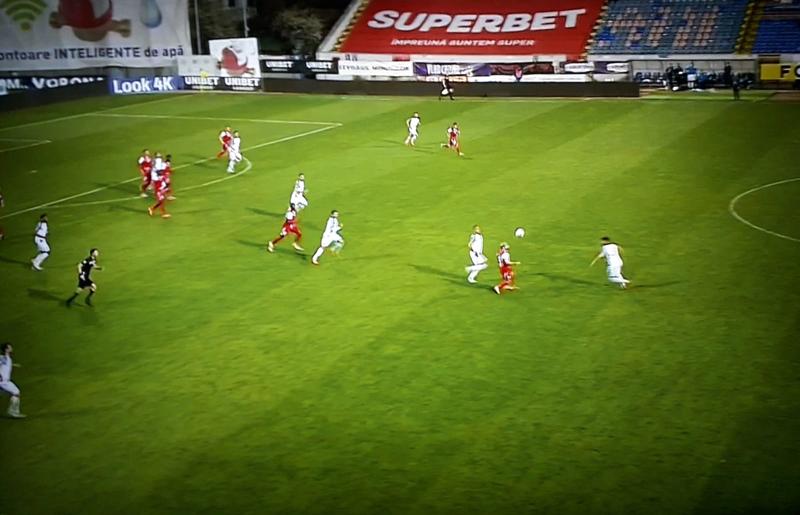 FC Botoșani- Academica Clinceni 2-1! Prima victorie în Play-Off