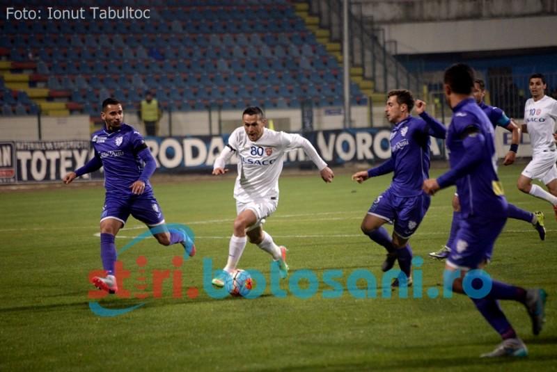 FC Botosani - ACS Poli Timisoara 1-1 - GALERIE FOTO