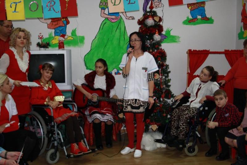 FC Botoșani alături de copiii cu nevoi speciale - FOTO