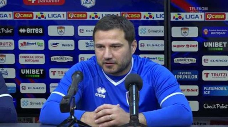 FC Botoșani anunță că nu va tăia salariile jucătorilor!