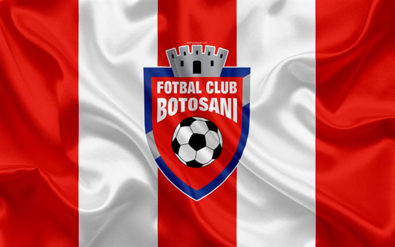 FC Botoșani atacă primul său play-off de la promovarea în Liga I