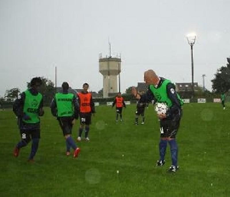 FC Botoşani - Avântul Albeşti 9-0: Leo Grozavu a revenit pe teren