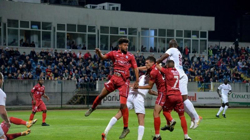 FC Botoșani - CFR 1-0! Victorie uriașă împotriva unei echipe ce avea victorii pe linie