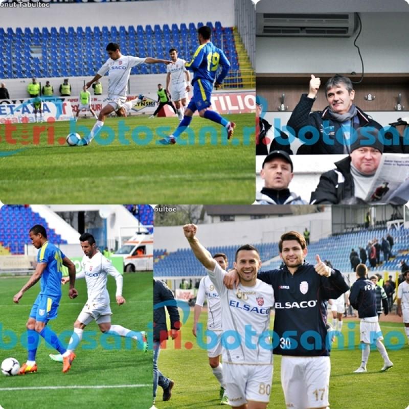 """FC Botosani - Corona Brasov, 3-1! De la """"OK-ul"""" lui Iftime, la rezumatul VIDEO si pana la finalul iubit de jucatori: """"Ce baieti misto""""! GALERIE FOTO"""