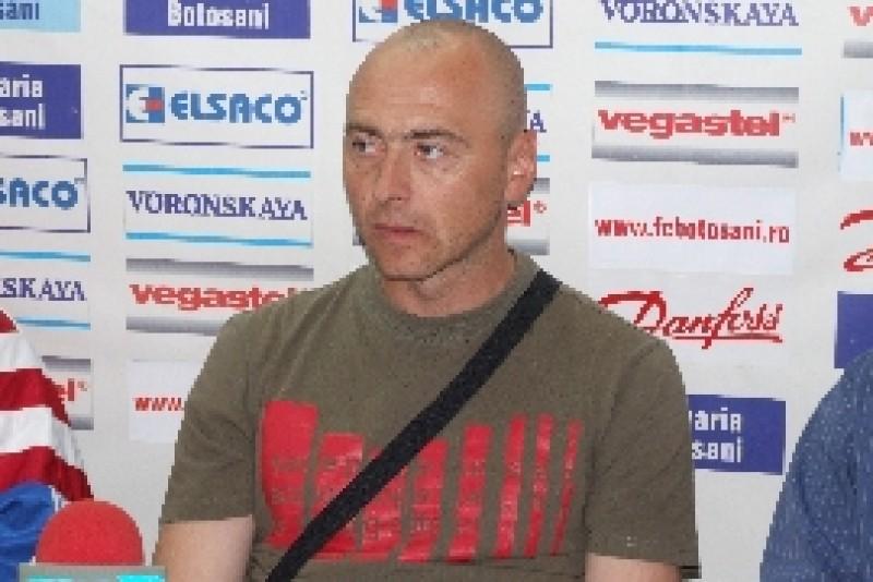 FC Botoşani - CSM Focşani: Meci important
