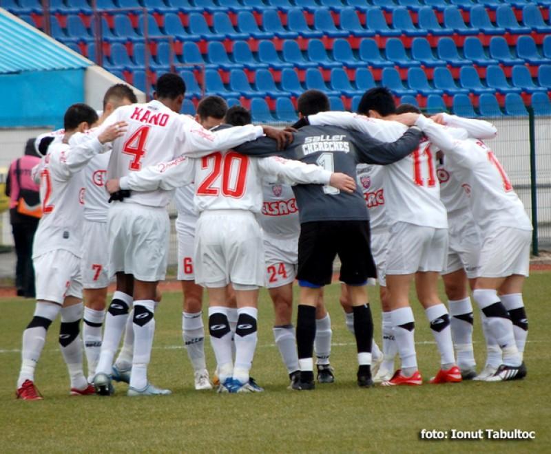 FC Botosani - CSM Râmnicu Sărat 3-0
