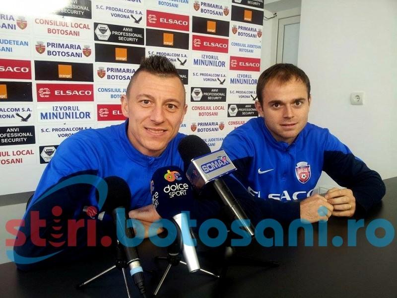 "FC Botosani, cu gandul doar la victorie: ""Trecem printr-o perioada buna si ne dorim cele trei puncte cu CFR Cluj"""
