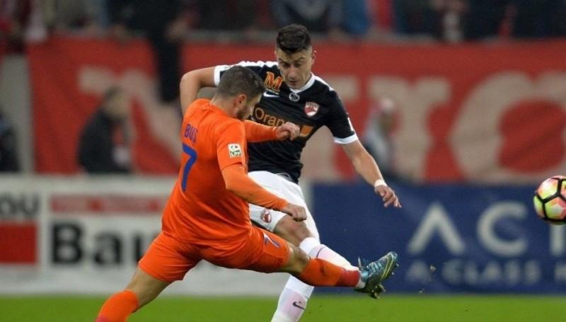 FC Botosani - Dinamo Bucuresti va fi arbitrat de Horatiu Fesnic