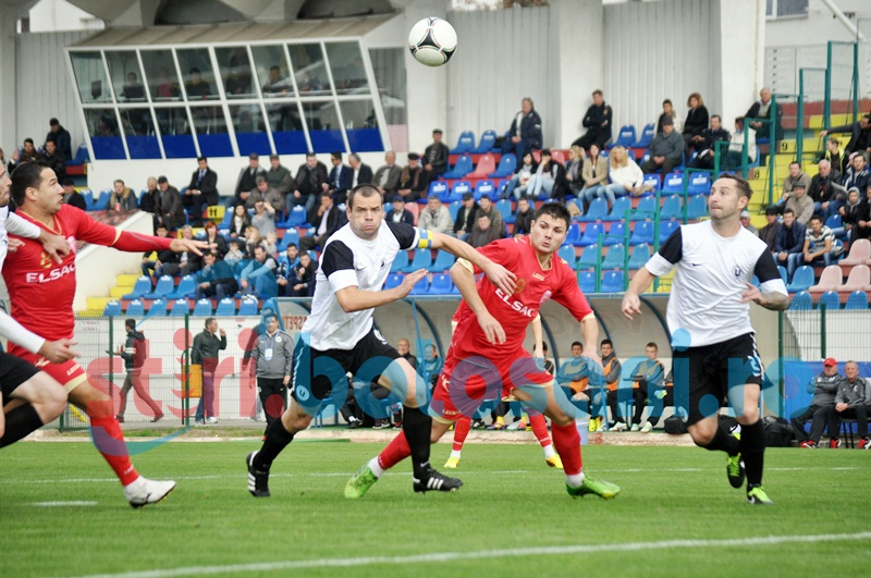 FC Botosani, doar egal pe teren propriu cu U Cluj! FOTO
