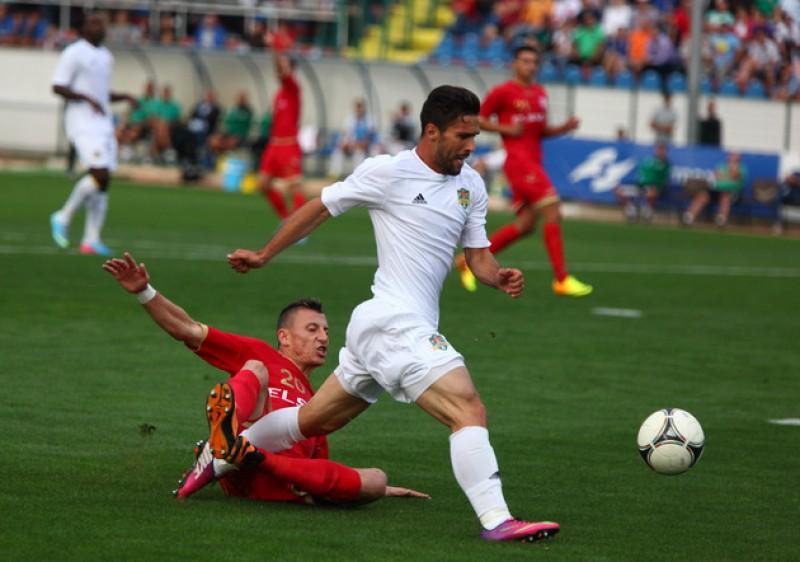 FC Botosani, eliminata din optimile Cupei, dupa 1-4 cu FC Vaslui