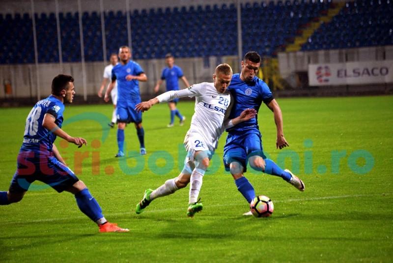 FC Botosani este de nerecunoscut! Infrangere in derby-ul Moldovei! GALERIE FOTO