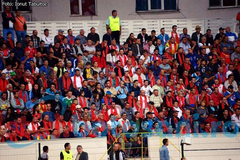 """FC Botosani face un apel catre suporteri: """"Sa nu mai priveasca meciul ca la teatru"""""""