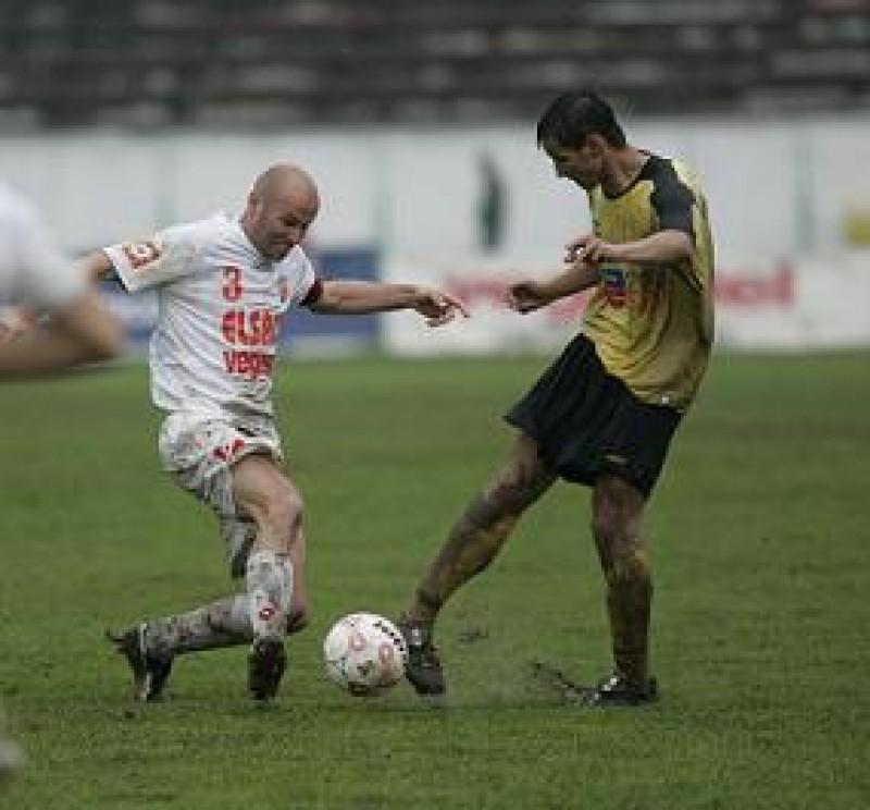 FC Botoşani - FC Braşov: FRF a amânat meciul pentru luni