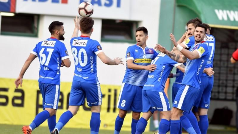 FC Botoşani - FC Voluntari, vineri, de la ora 18.00