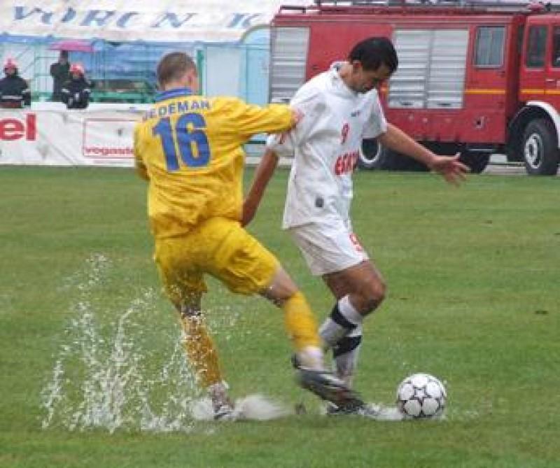FC Botoşani - FCM Bacău 1-1 (1-0): Puncte irosite