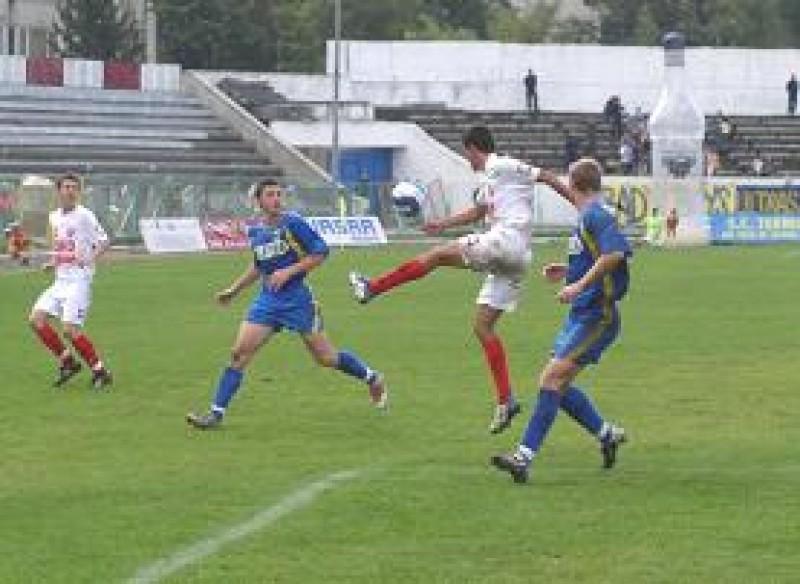 FC Botoşani - FCM Bacău: Încrezători în victorie