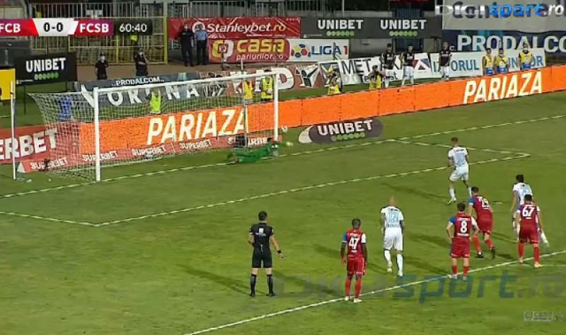 FC Botoșani - FCSB 0-0! Spectacol în primul meci al sezonului