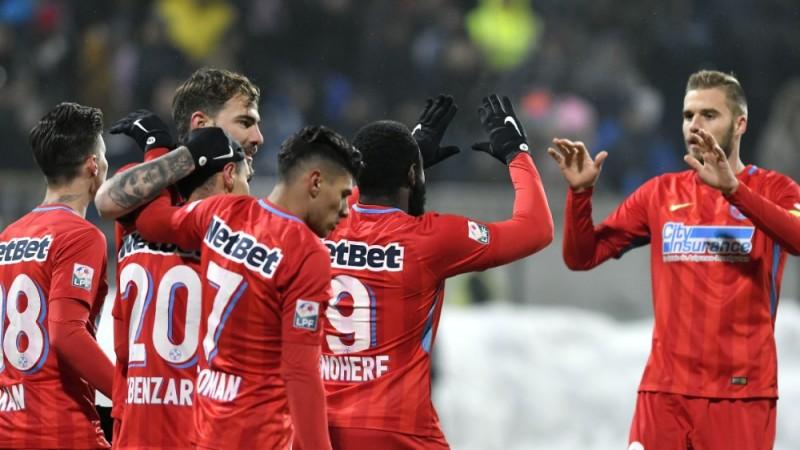 FC Botoşani - FCSB 1-3. Golofca a înscris împotriva fostei echipe