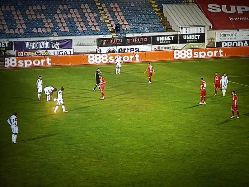FC Botoșani - FCSB 1-3! Moruțan își înfrânge părinții