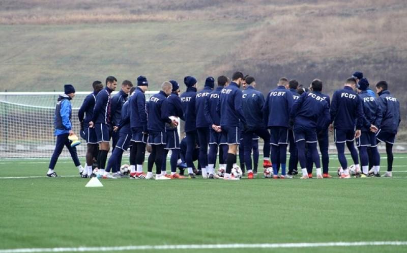 """FC Botoșani, gata să revină la antrenamente: """"Există un program de pregătire de vreo 2-3 săptămâni pe care îl urmăreşte preparatorul fizic"""""""