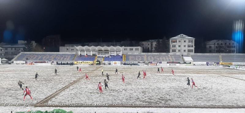FC Botoșani - Gaz Metan Mediaș 2-1!