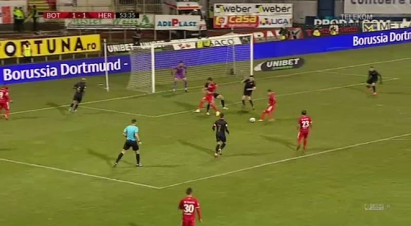 """FC Botoșani - Hermanstadt 2-1! Trupa lui Croitoru, în """"Pole Position"""" pentru calificarea în Play-Off!"""
