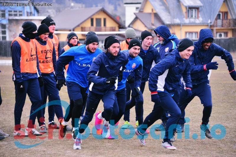 FC Botosani i-a gasit inlocuitor lui Acsinte! Vezi IMAGINI din cantonamentul de la Gura Humorului! FOTO, VIDEO