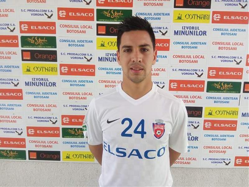 FC Botosani i-a gasit inlocuitor lui Vasvari! A mai transferat un argentinian!