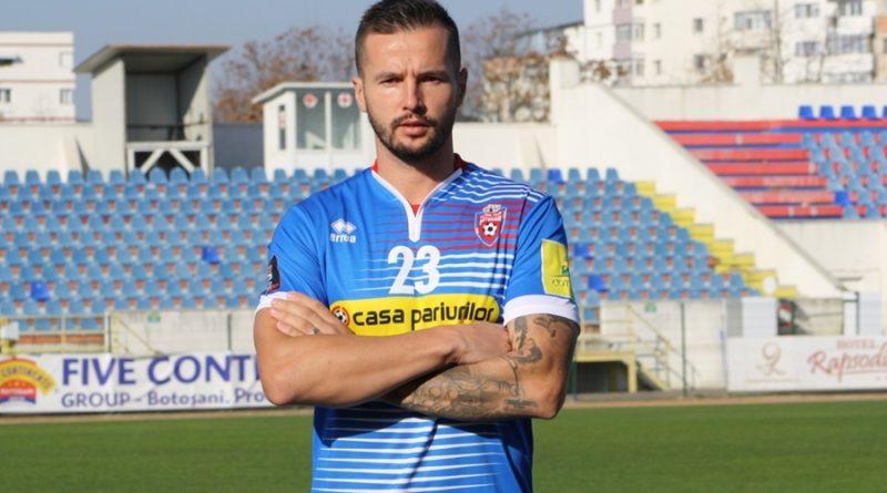 FC Botoșani în echipament nou!