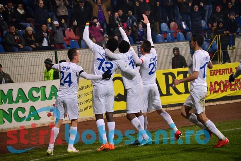 FC Botosani, in topul echipelor cu cele mai multe goluri marcate din faze fixe! VIDEO