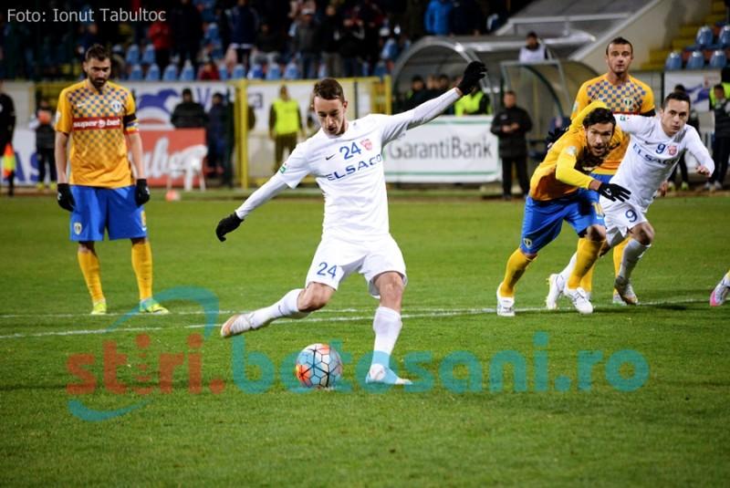 FC Botosani incheie sezonul regulat pe locul 10! Vezi PROGRAMUL din Play-Out!