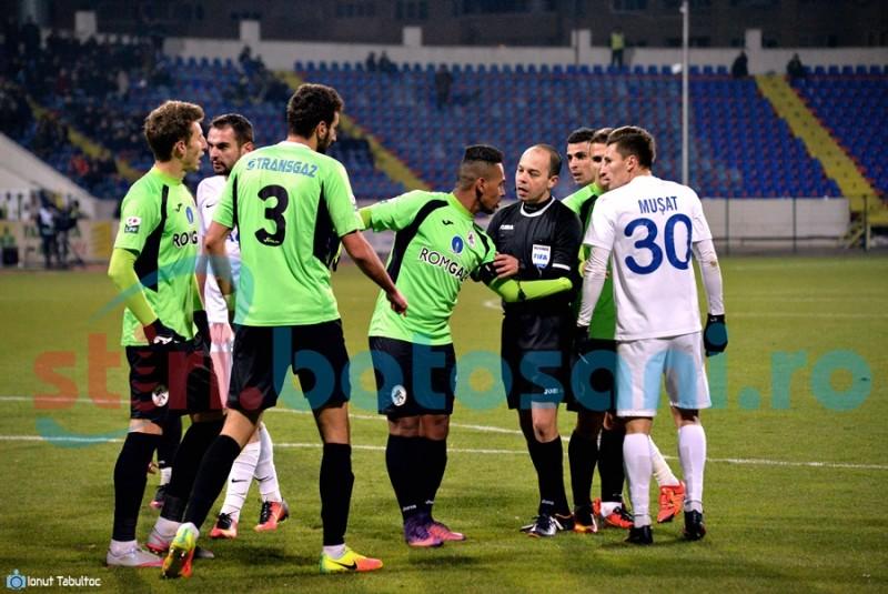 FC Botosani intalneste astazi pe Gaz Metan Medias, in ultima etapa a turului!
