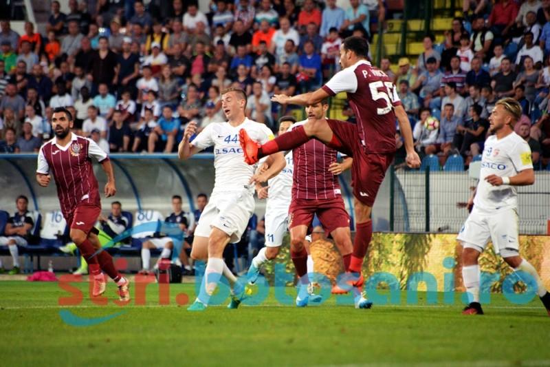 FC Botoșani întâlnește liderul campionatului în 16-imile Cupei Romaniei