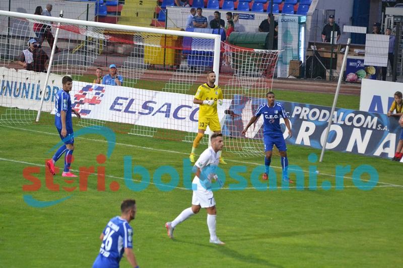 FC Botoşani întâlneşte Pandurii lui Grigoraş în etapa a 12-a a Ligii I