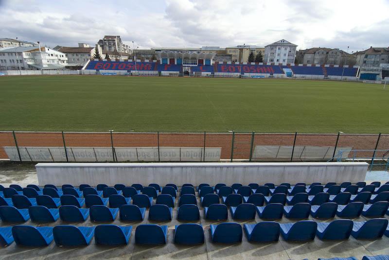 FC Botosani intalneste pe Municipal, Victoria Branesti