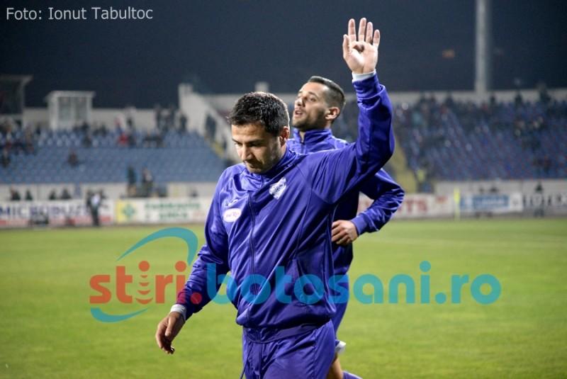 FC Botoșani întâlnește Timișoara în meciul restanță! Croitoru ne sperie cu două goluri SUPERBE! VIDEO