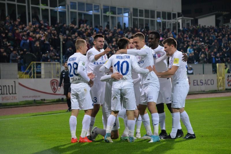 FC Botosani invinge Voluntariul si are sanse mari la Play-Off! FOTO