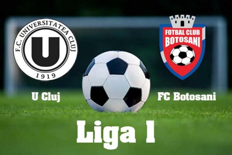 FC Botosani, invinsa cu scorul de 2-1, dupa o GAFA imensa facuta de Lazar!
