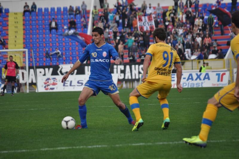 FC Botosani, invinsa cu scorul de 3-0 de Petrolul Ploiesti! Mutu si Marinescu au revenit cu gol!