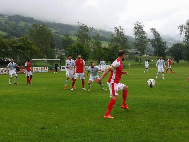 FC Botosani invinsa de campioana Albaniei, in primul amical din Austria!