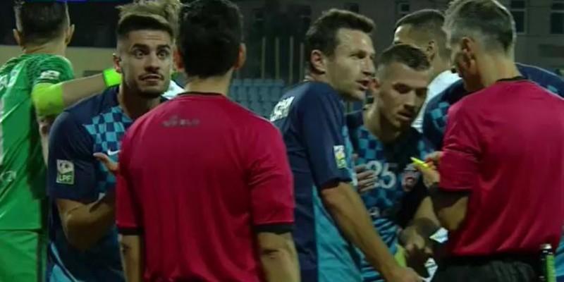 """FC Botosani invinsa dintr-un gol contestat: """"Își creează avantaj, deci este henț"""""""