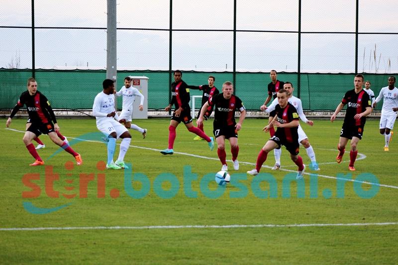 FC Botosani, invinsa la limita de FK Trencin! Vezi VIDEO cu golul si o GALERIE FOTO!