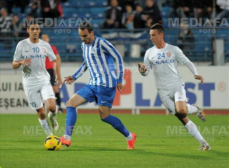 FC Botosani isi pastreaza locul in clasament, dupa egalul de la Iasi!