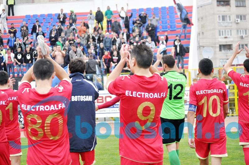 FC Botosani joaca duminica la Pandurii Targu Jiu! Vezi programul si televizarile etapei a XI-a