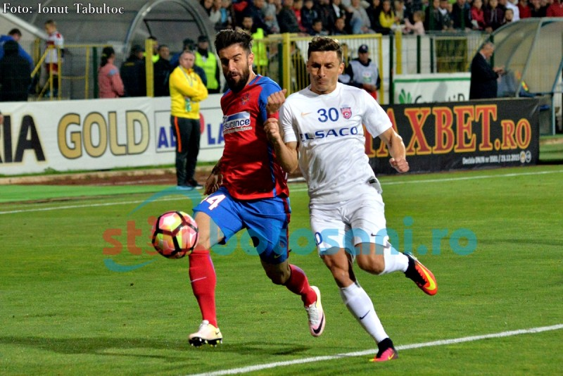FC Botosani joaca in aceasta seara cu FCSB! Coltescu va fi la centru!