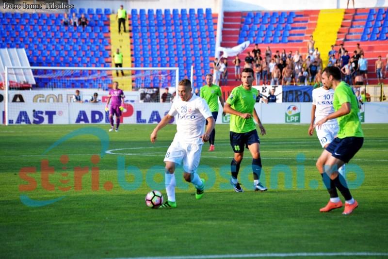 FC Botoșani joacă sâmbătă cu CSMS Iași, în derby-ul Moldovei!